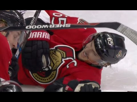 Karlsson Scores on Nice Passing Play vs New York