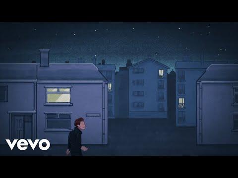 Callum Beattie - Ghosts In The Dark (Lyric Video)