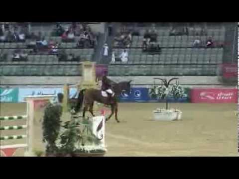 ESM Presents: Showjumping Individual Finals - Arab Games Doha 2011
