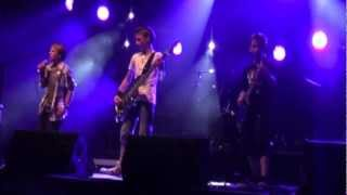 Night Prowler Gettin` Over You live @ Seedamm Openair 2012 thumbnail