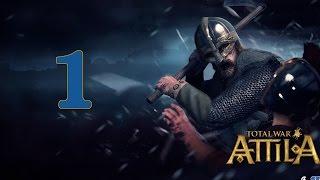 Геты - предки викингов #1 - Предки Беовульфа [Total War: ATTILA]