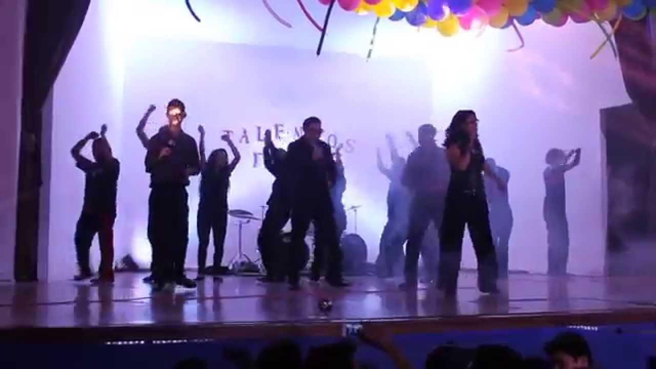 Colegio Salesiano Querétaro Baile de maestros Talentos 2015 ...