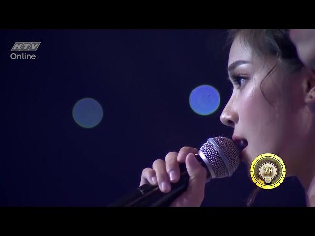 Hoàng Yến Chibi hát lại hit Nụ hôn đánh rơi | HTV NHẠC HỘI SONG CA MÙA 2|NHSC#11