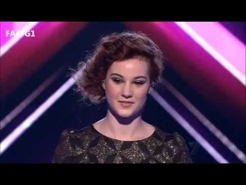 Bella Ferraro: Dreams - The X Factor Australia 2012 - Live Show 8, TOP 5