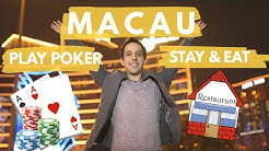 3 Things You NEED to Know About Playing Poker in Macau