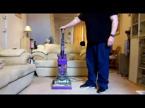 How To Use Dyson Vacuum