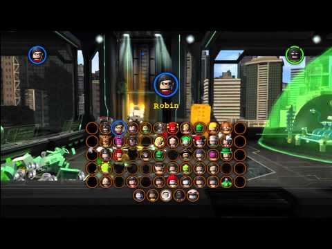Lego Batman 2 Dc Super Heroes Level 9 Free Play 10 Of 10 Mini Kit Locations Htg Youtube