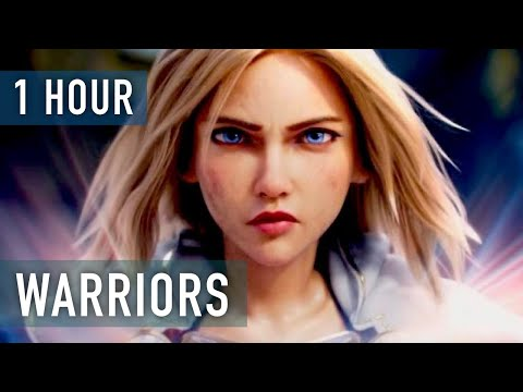 Warriors【1h 】League Of Legends Season 2020 Cinematic OST by 2WEI feat Edda Hayes