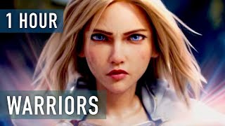 Warriors【1h version】League Of Legends Season 2020 Cinematic OST by 2WEI feat. Edda Hayes