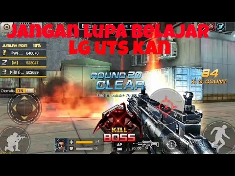 Crisis Action-PVE Hard With G36 Grafity Max