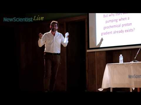 Energy at the origin of life  Nick Lane  How Life on Earth Began event