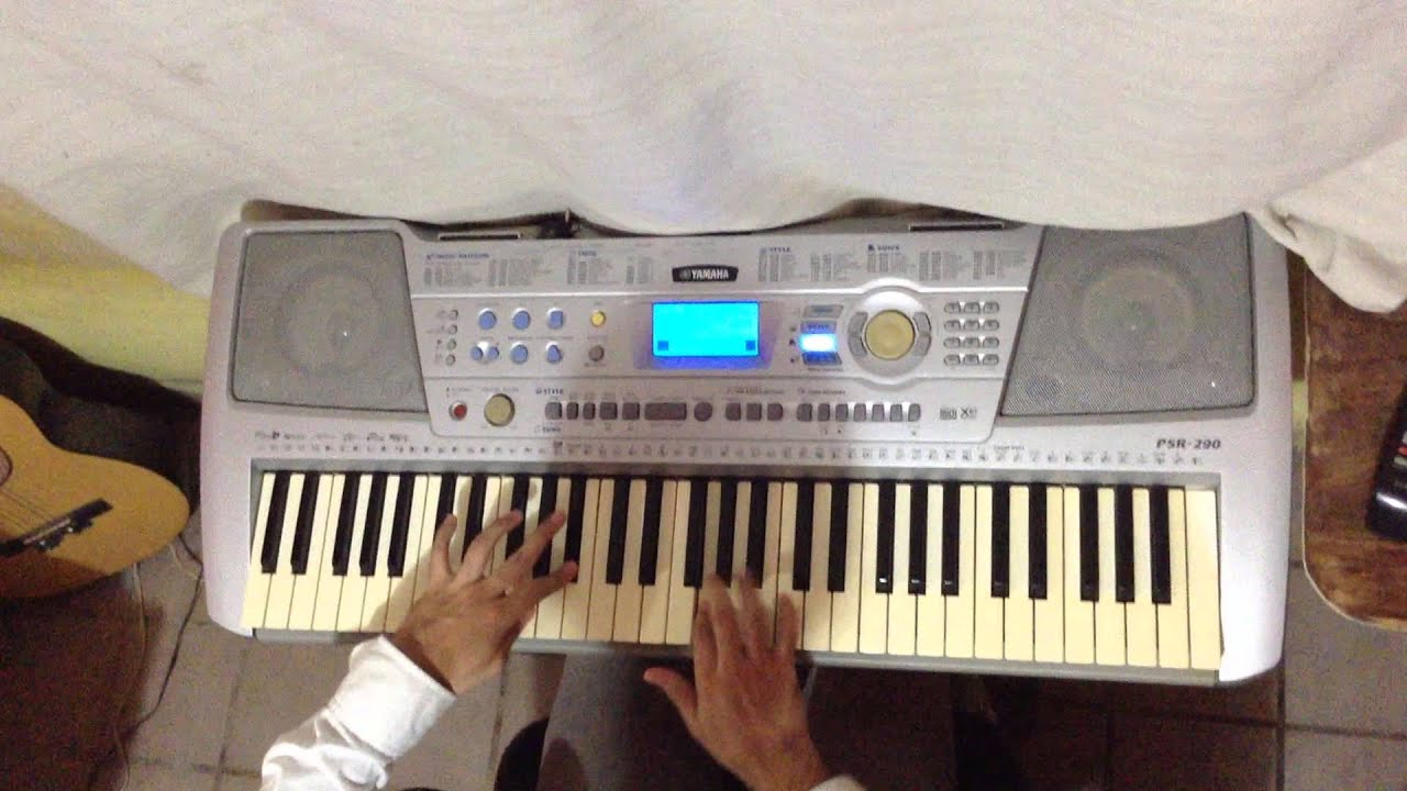 teclado yamaha psr 290 ventam youtube. Black Bedroom Furniture Sets. Home Design Ideas