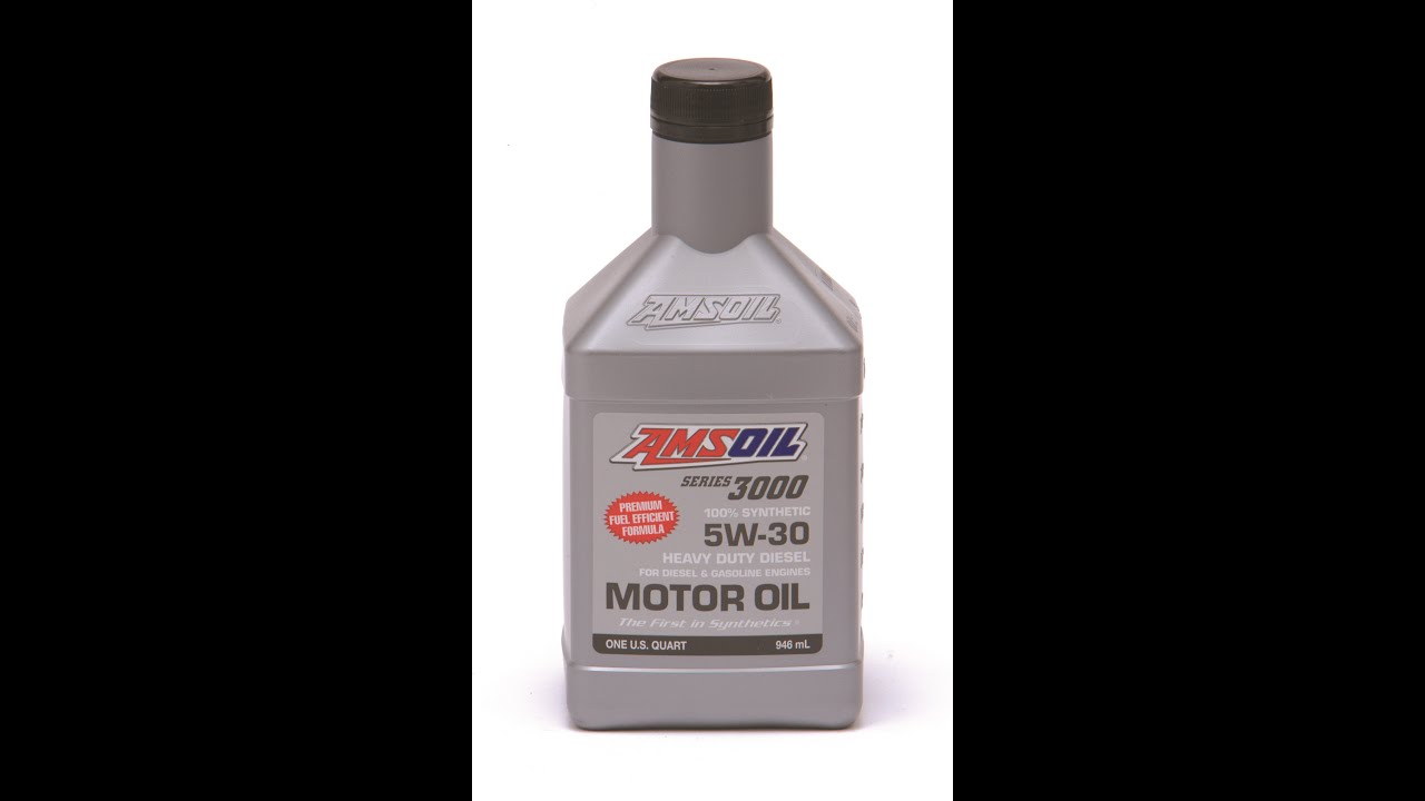 Amsoil Hdd Series 3000 5w 30 Ci 4 Synthetic Diesel Oil