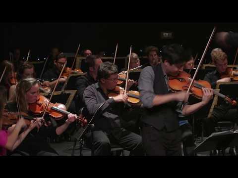 Erich Korngold Violin Concerto, mvt III. Charles Yang, violin (2015)