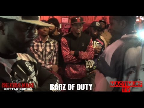 Double R vs Elite - Mac11Murf TV: BARZofDUTY