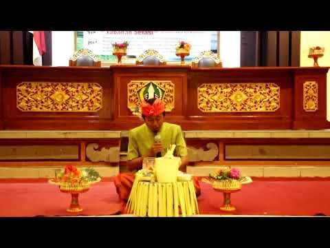 Dharmagita - Pupuh Pangkur
