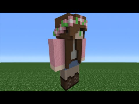 Minecraft tutorial how to make a little kelly statue youtuber minecraft tutorial how to make a little kelly statue youtuber publicscrutiny Gallery