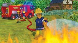 Fireman Sam US NEW Episodes -  Froggy Fantasy   45 Minutes Adventure   Videos For Kids