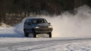 Chevrolet Niva Drift