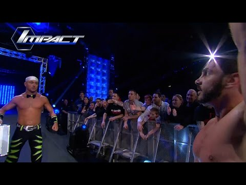 Rockstar Spud Cashes In His X Division Title Shot Briefcase (Mar. 20, 2015)