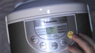 Мультиварка Panasonic SR-TMH18LTW