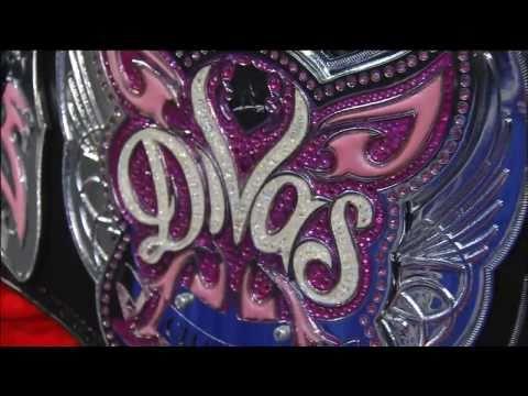 WWE Friday Night Smackdown 07 04 08   Divas Golden Dreams Match HD