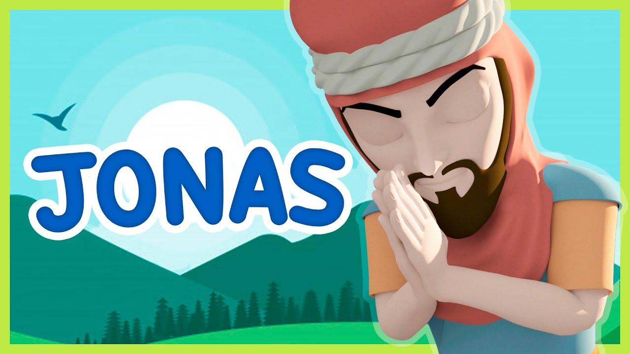 Jonas - Musica Cristiana para niños - Videos Cristianos para niños