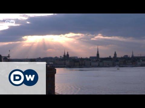Sommerlich: Inselhopping in Stockholm | Euromaxx