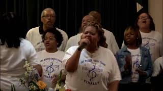 """Jesus""  Walker Family Choir"