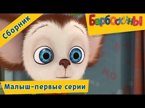Малыш 🐶 первые серии ⭐️ Барбоскины 💥 Сборник мультфильмов 2018 thumbnail