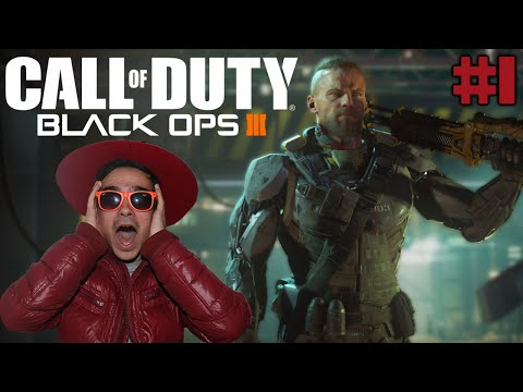 Call of Duty BLACK OPS 3 : Frag den Rille Peter #1 [FACECAM] - GEILES GAME !!