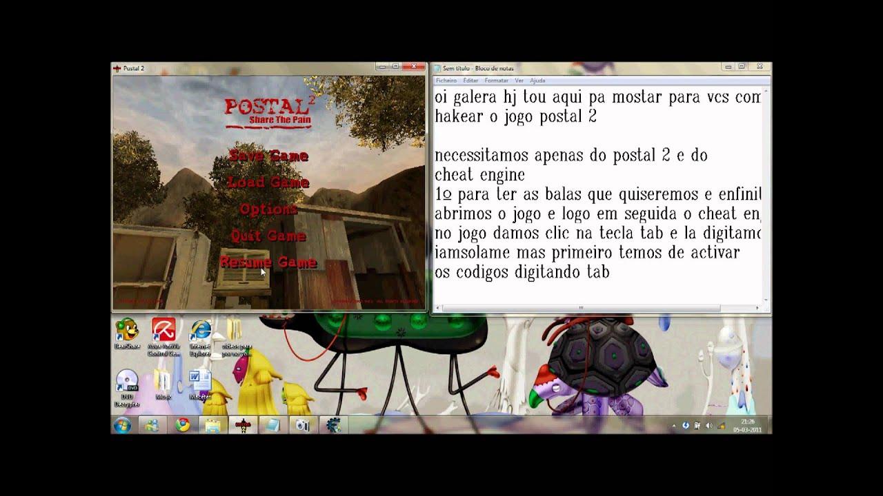 postal 2 game engine
