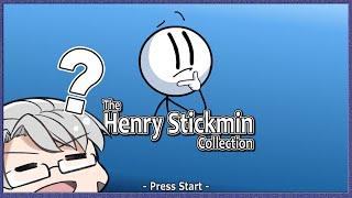 【The Henry Stickmin Collection】タイトルが長いコミカル棒人間物語【アルランディス/ホロスターズ】