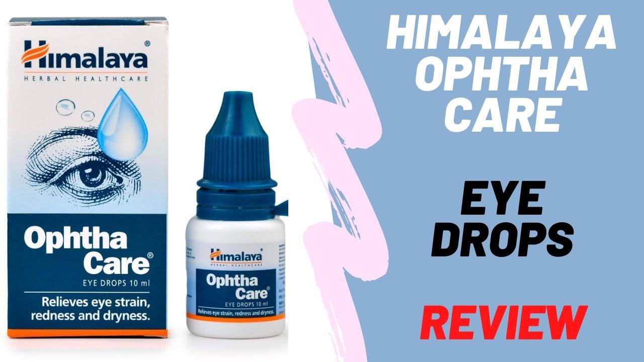 Himalaya Ophtha Care Eye Drops Review - Good or Bad?