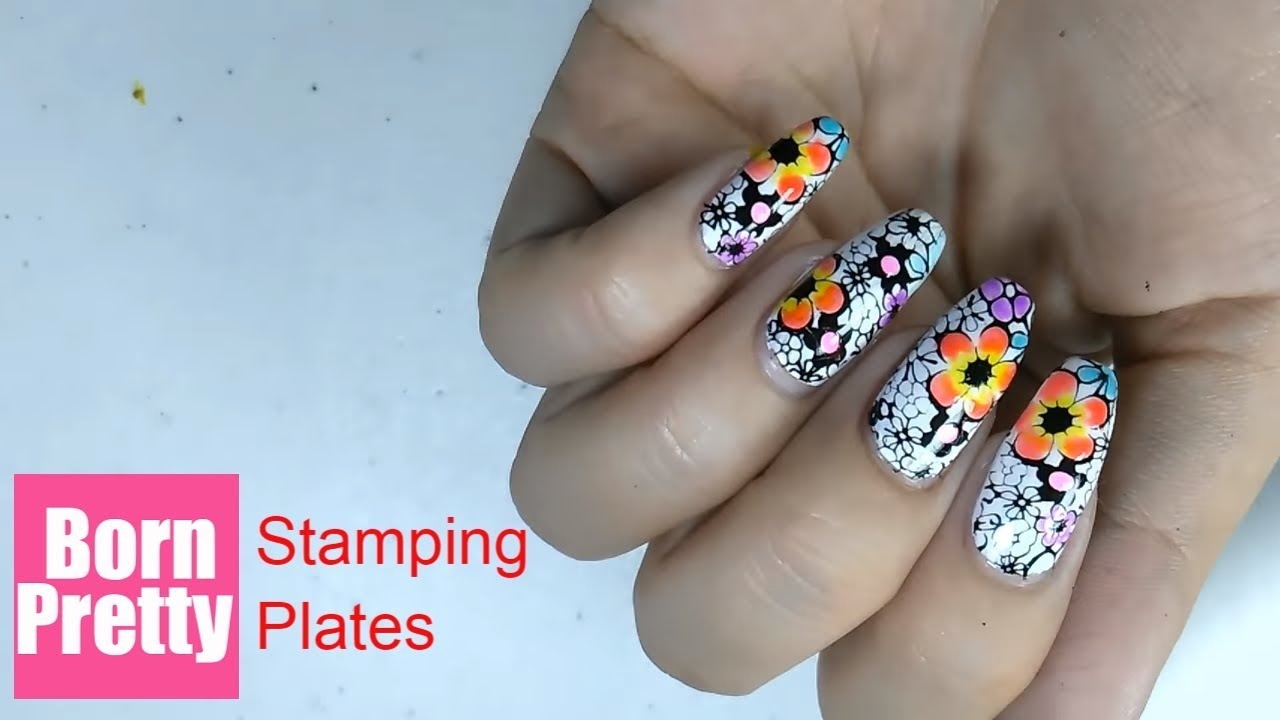 Beauty Blogger Philippines Nail Art Born Pretty Store Stamping