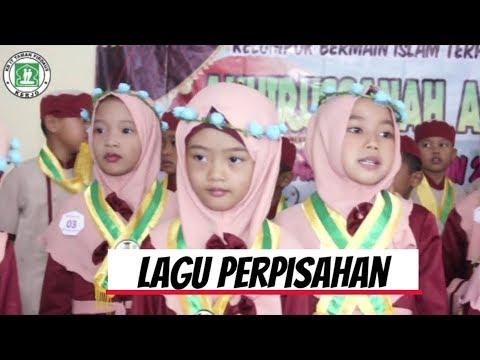 Lagu Perpisahan Sekolah TK Sedih - Kini Tiba Saat Berpisah - Wisuda Anak TK