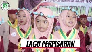 Lagu Perpisahan Sekolah TK Sedih Kini Tiba Saat Berpisah Wisuda Anak TK