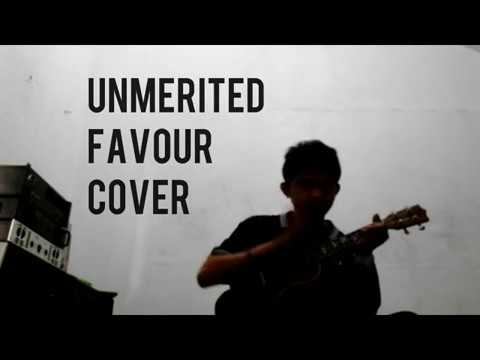 Unmerited Favour by New Creation Church | Cover