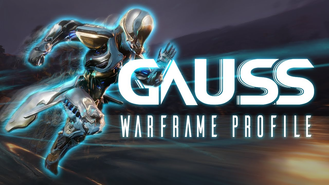 Warframe guide: How to farm for and build Gauss