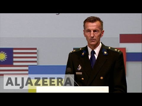 MH17 report: Missile fired from Russia-backed rebel area