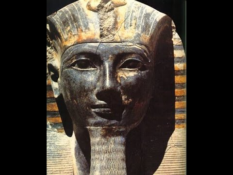 Who was the Pharaoh at the time of the Exodus?