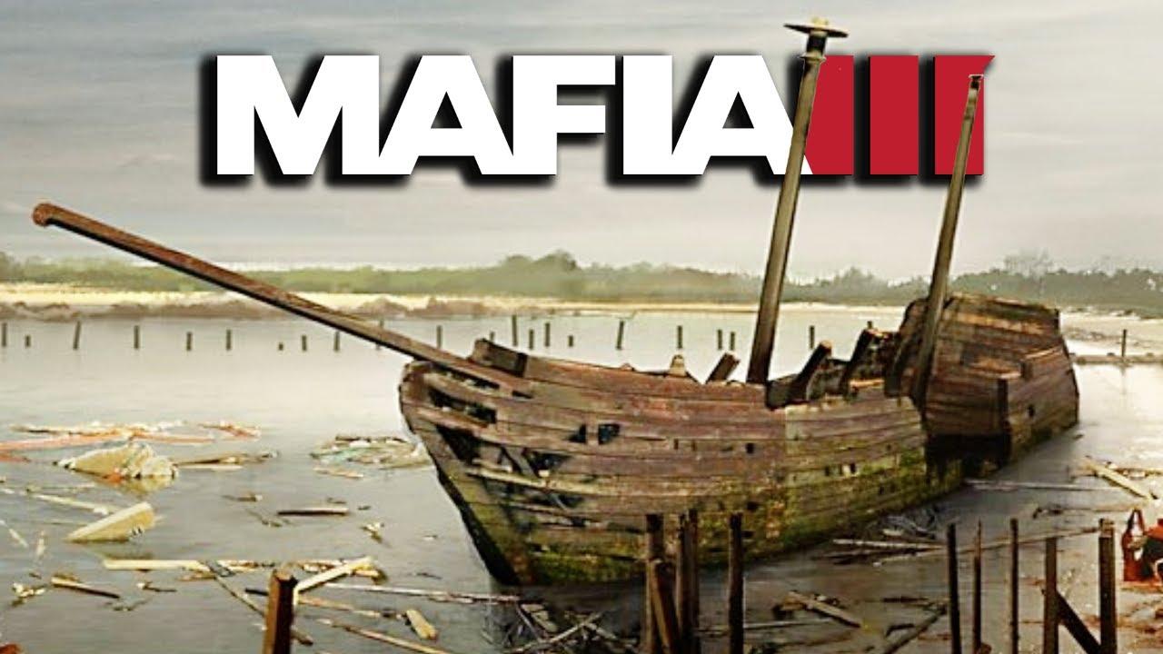 Mafia 3 Secret Location - Pirate Ship (The Grand Dame)