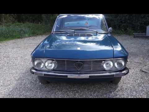 Lancia Fulvia Mendoza Coupe