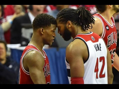 REAL NBA 5v5 Team-Up League BULLS@WIZARDS