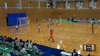 2018IH 女子ハンドボール 2回戦 埼玉栄(埼玉県) 対 小松市立(石川県)