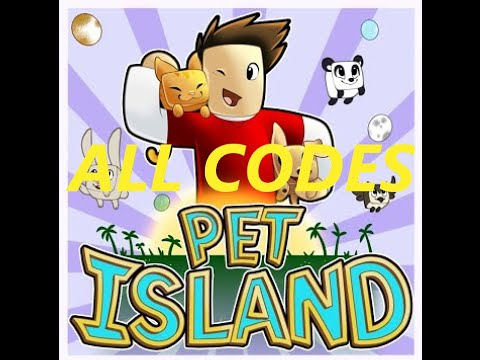 All 2020 Codes in Pet Island WORKING