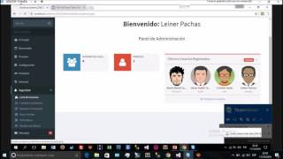 DESARROLLO APLICACIONES EMPRESARIALES (Sistema Web - Xamarin Aplicacion)