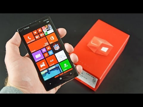 Nokia Lumia Icon (929): Unboxing & Review