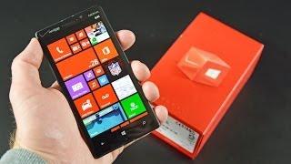 Nokia Lumia Icon (929): Unboxing & Review