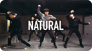Natural Imagine Dragons Koosung Jung Choreography
